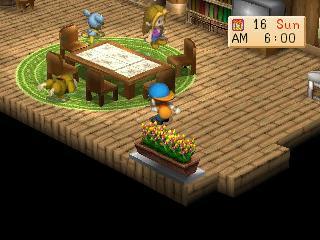 Screenshot Thumbnail / Media File 1 for Harvest Moon - Back to Nature [U]